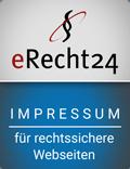 eRecht 24 Impressum - dydocon
